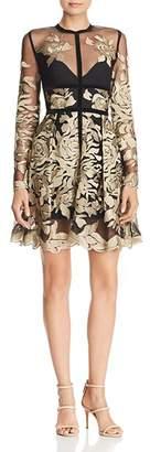 Bronx AND BANCO Golden Rose Mini Dress