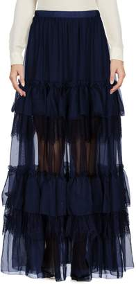 Three floor Long skirts