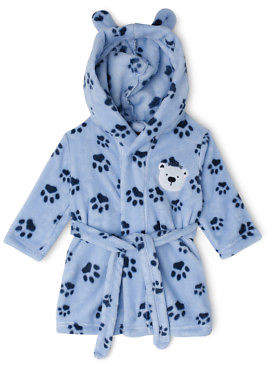 Sprout NEW Boys Dressing Gown Lt Blue