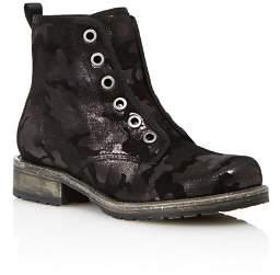 Dolce Vita Girls' Camo-Print Shimmer Landis Boots - Little Kid, Big Kid
