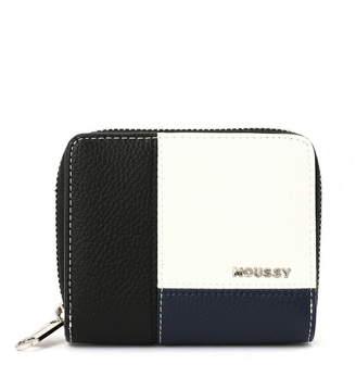 Moussy (マウジー) - MOUSSY MOUSSY/2つ折りラウンド財布 アスチュート 財布/小物