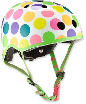 Micro Kickboard Kids' Micro Polka-Dot Helmet
