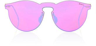 Illesteva Women's Leonard Mask Sunglasses $190 thestylecure.com