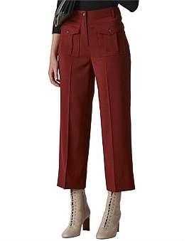 Whistles Ella Pocket Front Trouser