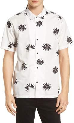 Tavik Villa Floral Woven Shirt