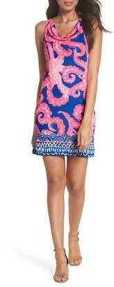 Lilly Pulitzer R) Kyra Silk Shift Dress