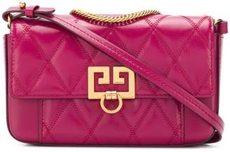 Givenchy quilted cross body bag