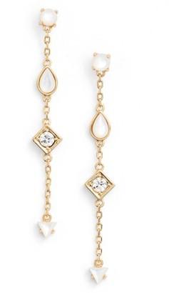 Women's Jules Smith Dawson Crystal Drop Earrings $85 thestylecure.com