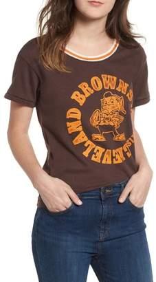 Junk Food Clothing NFL Browns Kick Off Tee