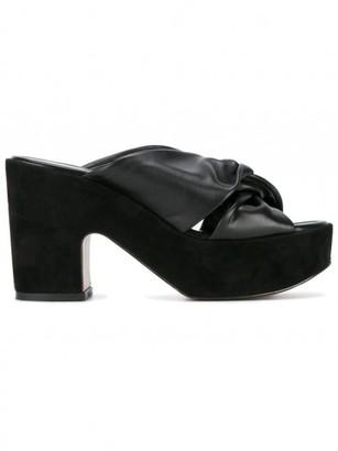 Robert Clergerie Final Sale 'esther' Platform Sandal $595 thestylecure.com