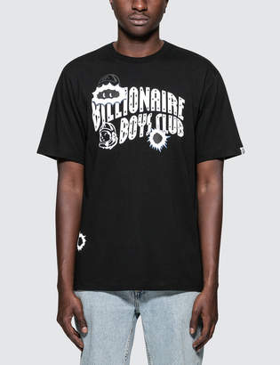 Billionaire Boys Club Damage 2 Arch Logo S/S T-Shirt