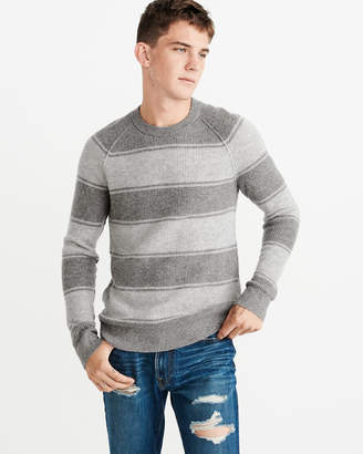 Abercrombie & Fitch Cashmere Crew Sweater