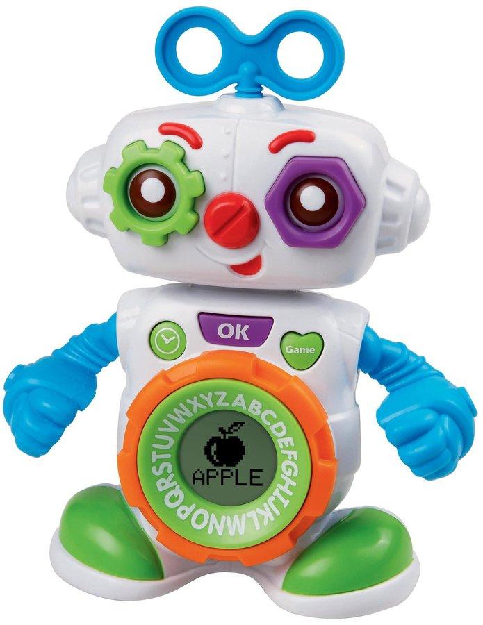 Vtech Lil' Cogsley Learning Robot