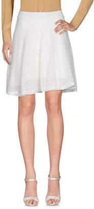 MAISON KITSUNÉ Mini skirts - Item 35368132BP