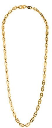 MICHAEL Michael Kors Michael Kors Collection Anchor Link Necklace