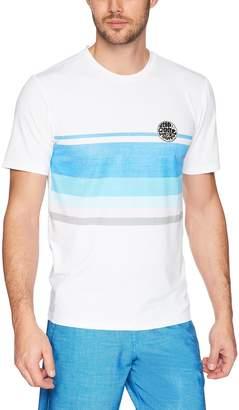 Rip Curl Men's Craft Surf Shirt S/s Rashguard, Navy, M