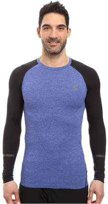 New Balance Trinamic Short Sleeve Top Men's Short Sleeve Pullover