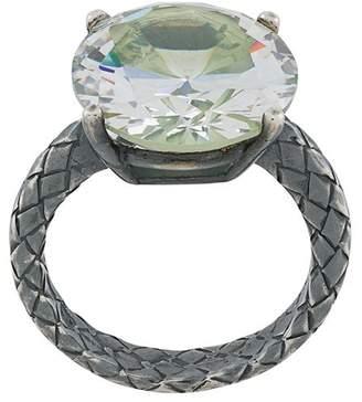 Bottega Veneta Chamomile Cubic ring