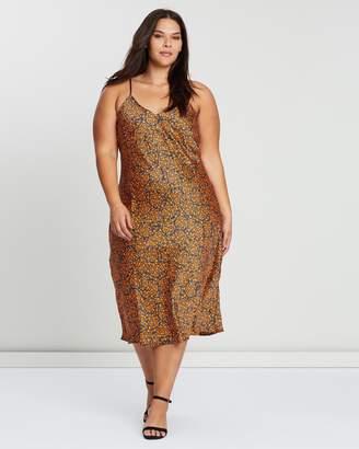 Cotton On Curve Slip Dress