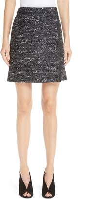 ADAM by Adam Lippes Tweed Miniskirt