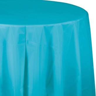 Touch of Color Bermuda Blue Octy/Round Table Cover