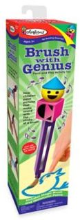 Brush with Genius Paint and Play Activity Toy