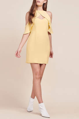 BB Dakota Kaless Ruffle Dress