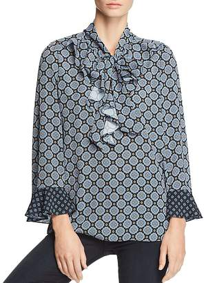 Dakota Le Gali Mixed-Print Blouse - 100% Exclusive