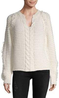 Line Petra Cable Knitted Sweater