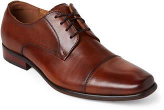Florsheim Cognac Scottsdale Leather Derby Shoes