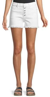 Hudson Zoeey High-Rise Cutoff Jean Shorts