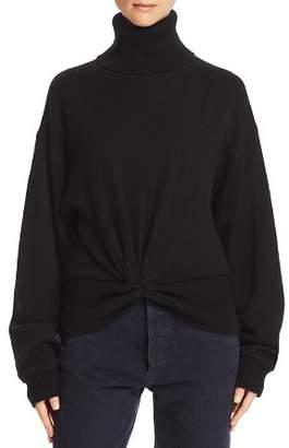 Alexander Wang Double-Layered Turtleneck Sweater