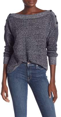 Joie Gadelle Boatneck Sweater