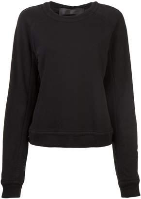 Haider Ackermann plain jersey sweater