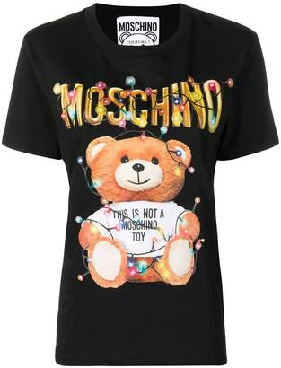 Moschino toy print T-shirt