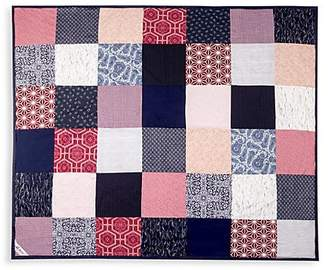 Picnic Time Festival American-Made Patchwork Blanket