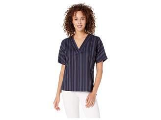 Pendleton Stripe Popover Shirt