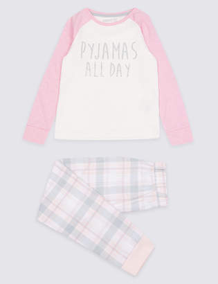 Marks and Spencer All Day Pyjamas (3-16 Years)