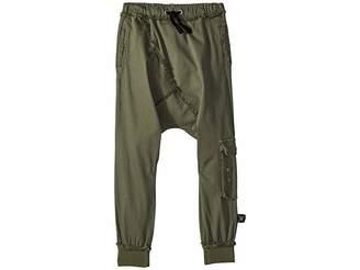 Nununu Military Raw Pants (Little Kids/Big Kids)