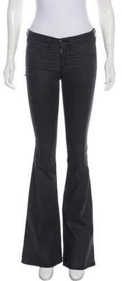 Rag & Bone Elephant Bell Low-Rise Jeans