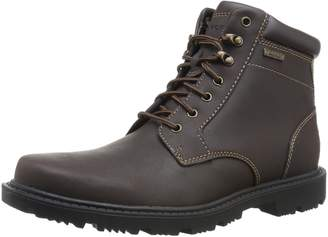 Rockport Men's Redemption Road Waterproof Plain Toe Boot-11.5 M