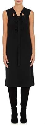 Derek Lam WOMEN'S SILK LACE-UP DRESS