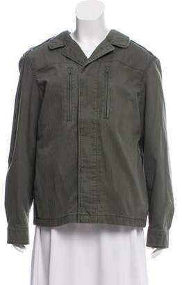 Alpha Industries Button-Up Utility Jacket w/ Tags