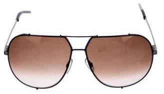 Christian Dior Tinted Metal Glasses