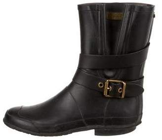 Burberry Mid Buckle Rainboots
