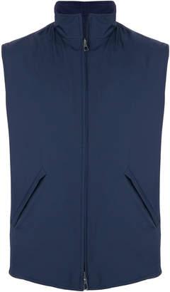 Loro Piana sleeveless vest jacket