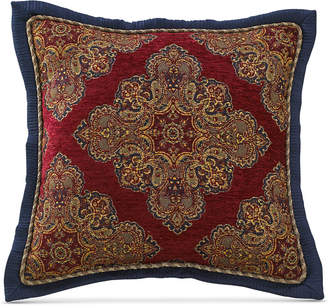 "Croscill CLOSEOUT! CLOSEOUT! Sebastian 18"" Square Decorative Pillow"