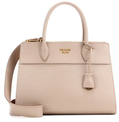 prada Prada Paradigme Leather Handbag