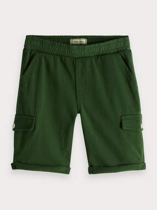Scotch & Soda Cargo Sweat Shorts