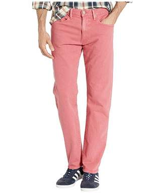 Polo Ralph Lauren Straight Fit Hampton in Hudson Red Sky Stretch